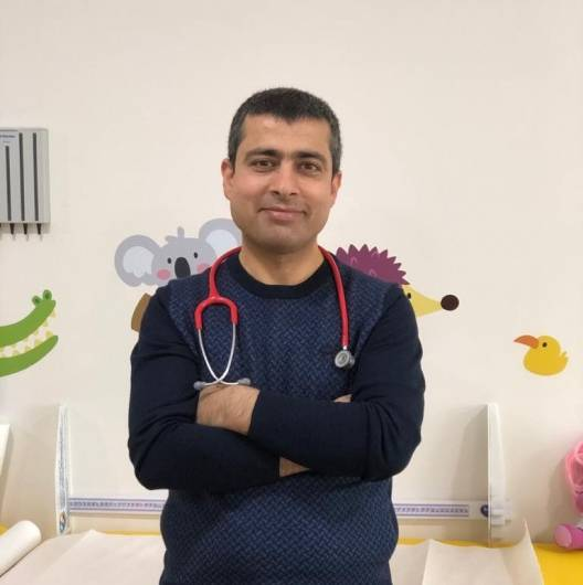 Çocuk sağlığı ve hastalıkları Doç. Dr. Aydın Erdemir