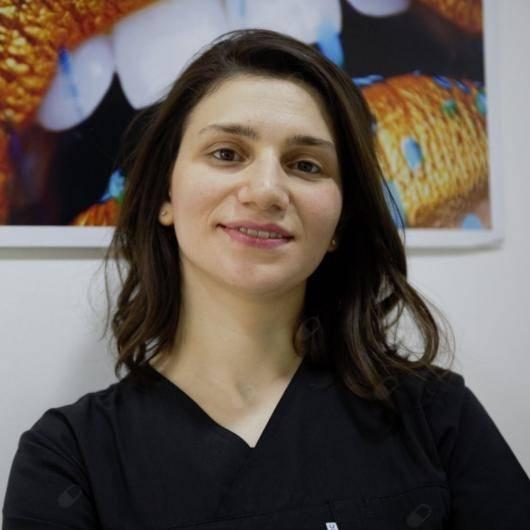 Diş hastalıkları ve tedavisi Dr. Dt. Fatma Cebe
