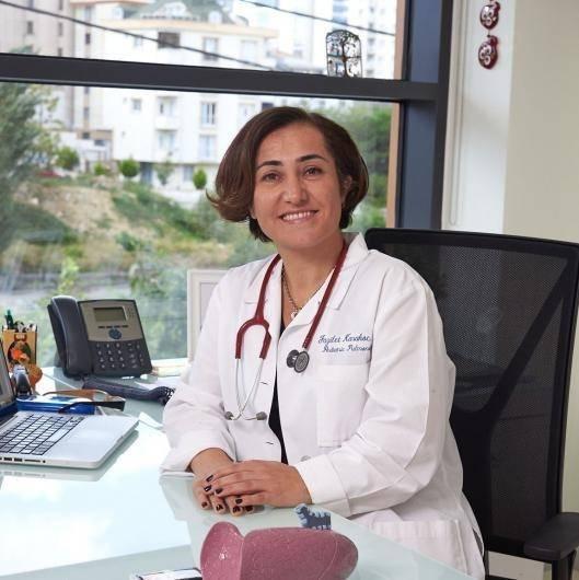 Çocuk göğüs hastalıkları Prof. Dr. Fazilet Karakoç